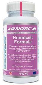Airbiotic Homocist Formula 60 cápsulas
