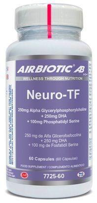 Airbiotic Neuro-TF 60 cápsulas