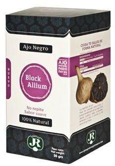 Black Alluim - Ajo Negro de las Pedroñeras 50 gramos