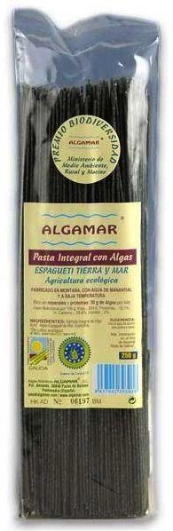 Algamar Espagueti Integral con Algas 250g