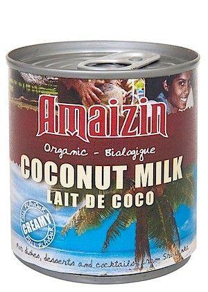 Amaizin Leche de Coco Bio 200ml