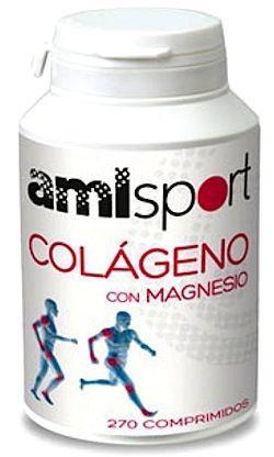 Ana Maria Lajusticia Colágeno con Magnesio AML Sport 270 comprimidos