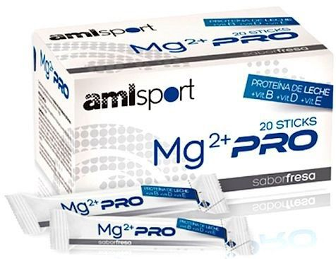 Ana Maria Lajusticia Mg2 + PRO Fresa AML Sport 20 sticks