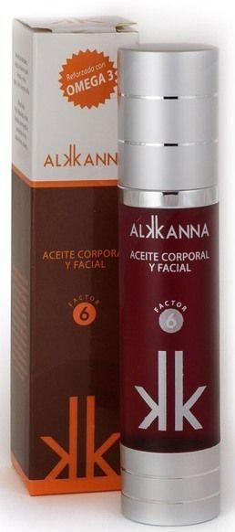 Anroch Fharma Alkanna Aceite Facial y Corporal 50ml