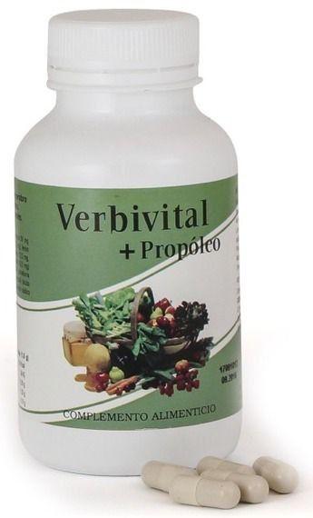Anroch Fharma Verbivital y Propóleo 90 cápsulas