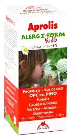 Aprolis Alergi-Form Kids jarabe 180ml