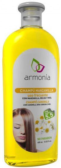 Armonia Champú Uso Frecuente Manzanilla 400ml