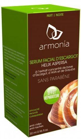 Armonia Serum Facial Caracol Helix Aspersa 30ml