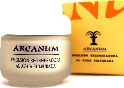 Arcanum Emulsión Regeneradora 50ml