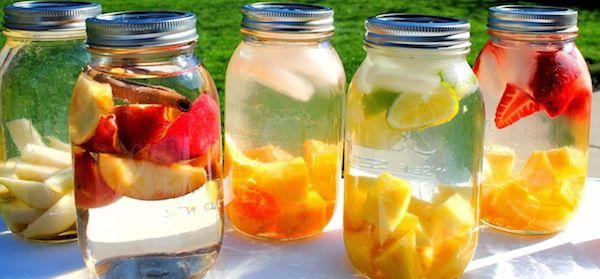 Combinaciones De Aguas Detox Para Mejorar La Salud Blog