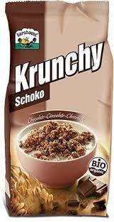 Barnhouse Muesli Krunchy Chocolate Original Bio 375g