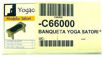 Yogaconfort Banqueta Yoga Satori