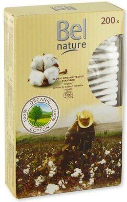 Bel Nature Bastoncillos para las Orejas Bio 200 unidades