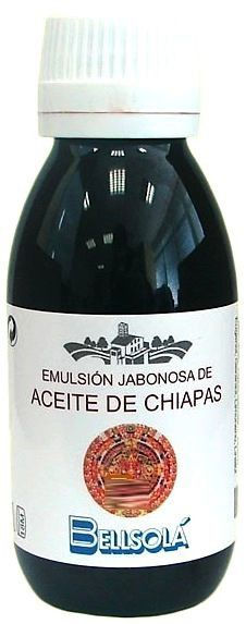 Bellsola Aceite Corporal Chiapas Emulsión Jabonosa 125ml