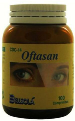 Bellsola Oftasan CDC14 100 comprimidos