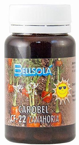 Bellsola Carobel Zanahoria CF22 100 comprimidos