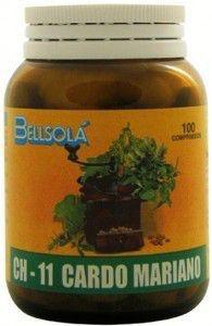 Bellsola Cardo Mariano CH11 100 comprimidos