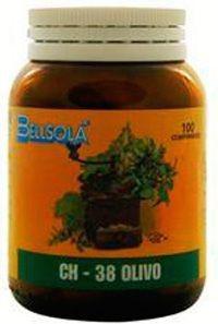 Bellsola Olivo CH38 100 comprimidos