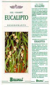 Bellsola Champú de Eucalipto 250ml