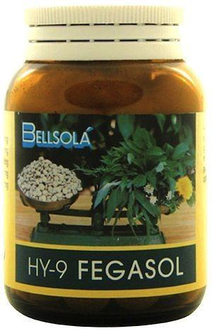 Bellsola Fegasol HY09 100 comprimidos