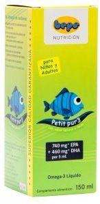 Beps Petit Pur 3 Jarabe 150ml
