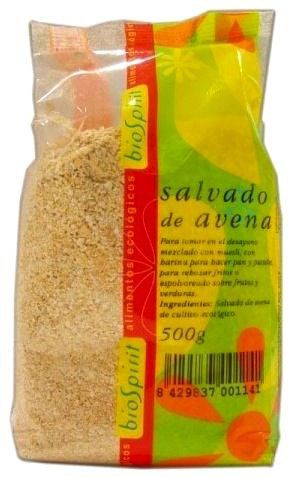 Bio Spirit Salvado de Avena Bio 500g