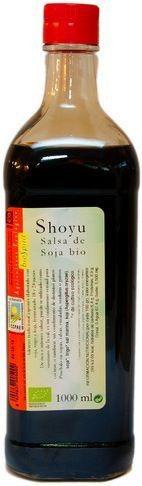 Bio Spirit Shoyu Bio 1 L