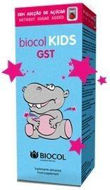 Biocol Kids GST Digestión Jarabe 150ml