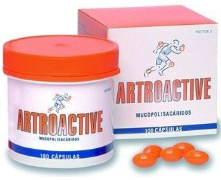 Bioiberica Artroactive 100 cápsulas