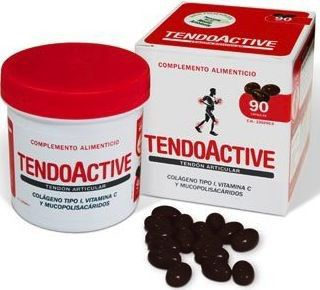 Bioiberica Tendoactive 90 cápsulas