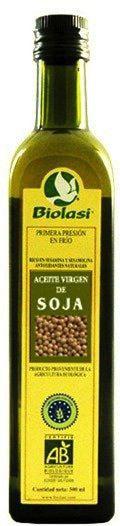 Biolasi Aceite Soja BIO 500ml