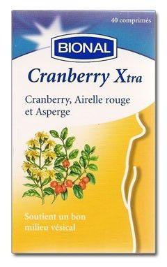 Bional Cranberry 40 comprimidos