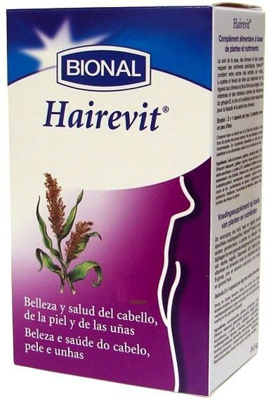 Bional Hairevit 40 cápsulas