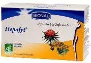 Bional Hepafyt Infusión Bio 20 sobres
