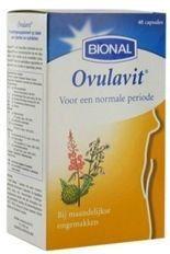 Bional Ovulavit 40 cápsulas