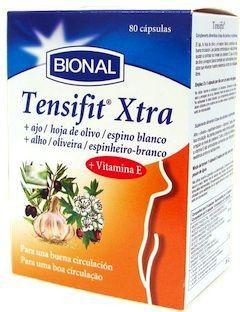Bional Tensifit Xtra 80 cápsulas