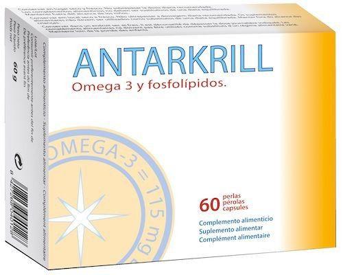 Bioserum Antarkrill 60 cápsulas