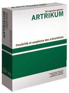 Bioserum Artrikum 30 cápsulas