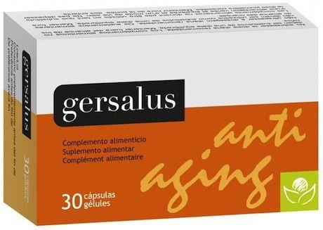 Bioserum Gersalus 30 cápsulas