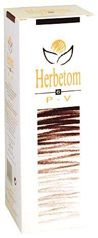 Bioserum Herbetom 6 PV Próstata 250ml