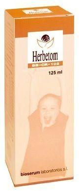 Bioserum Herbetom BB CR 102 Crecimiento 125ml