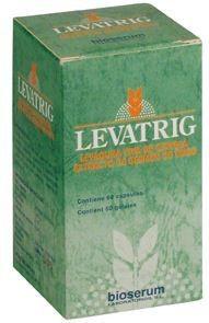 Bioserum Levatrig 60 comprimidos