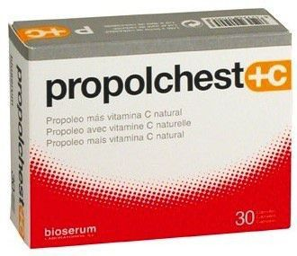 Bioserum Propolchest-C 30 cápsulas