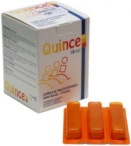 Bioserum Quince 18 monodosis