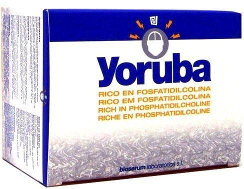 Bioserum Yoruba 50 cápsulas