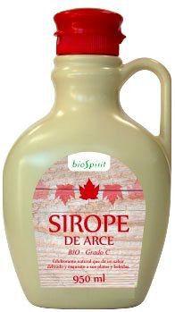 Bio Spirit Sirope de Arce Bio 950ml