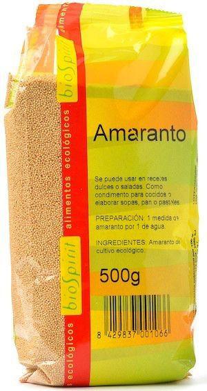 Bio Spirit Amaranto Bio 500g