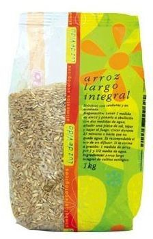 Bio Spirit Arroz Integral Largo Bio 1 Kg
