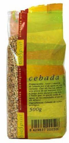 Bio Spirit Cebada Pelada grano Bio 500g