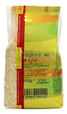 Bio Spirit Copos de Mijo Bio 500g